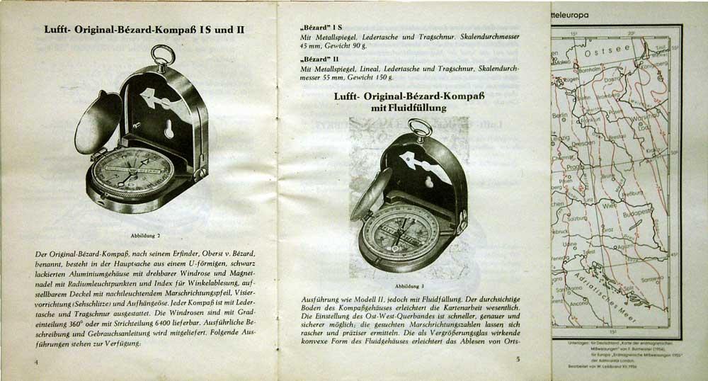 Boussole b zard documentation for Utilisation boussole miroir