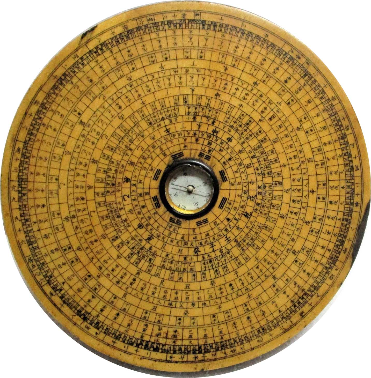 Ancient chinese compasses